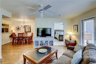 Beaufort County Condo/Townhouse For Sale: 80 Paddle Boat Lane #802