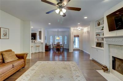 Hilton Head Island Single Family Home For Sale: 9 Fishermans Bend Court