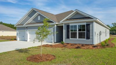 Bluffton Single Family Home For Sale: 462 Hulston Landing Road