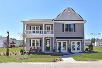 Single Family Home For Sale: 461 Hulston Landing Road