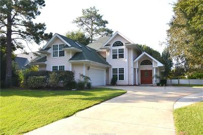 Beaufort County Single Family Home For Sale: 89 Heritage Lakes Drive