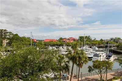 Hilton Head Island Condo/Townhouse For Sale: 13 Harbourside Lane #7152