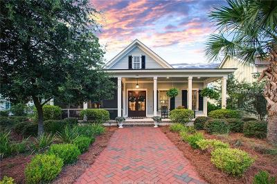 Palmetto Bluff Single Family Home For Sale: 33 Red Knot Road