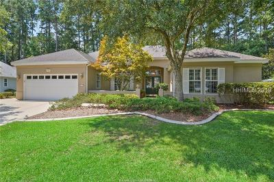 Bluffton Single Family Home For Sale: 13 Preacher Court