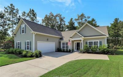 Bluffton Single Family Home For Sale: 1005 Cjs Place