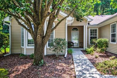 Bluffton Single Family Home For Sale: 27 Lynah Way