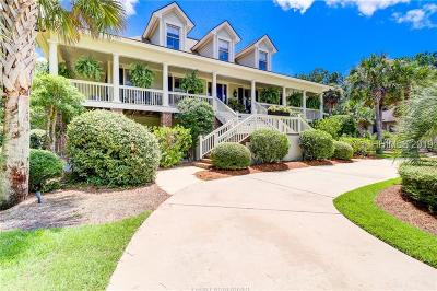 Hilton Head Island Single Family Home For Sale: 42 Seabrook Landing Drive