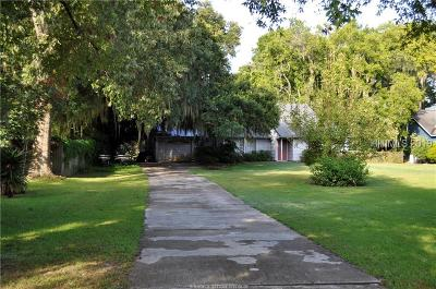 Beaufort Single Family Home For Sale: 716 Sunset Circle