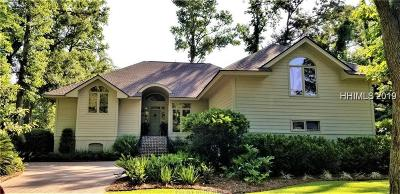 Beaufort County Single Family Home For Sale: 12 Sandfiddler Road