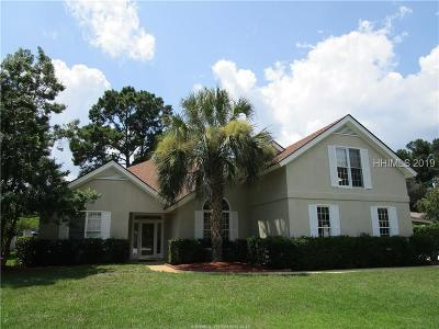Hilton Head Island Single Family Home For Sale: 9 Ansley Court