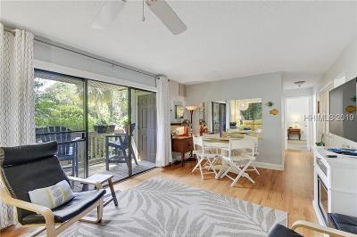 Hilton Head Island Condo/Townhouse For Sale: 53 Delander Court #47