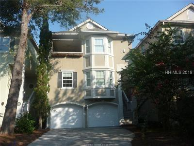 Hilton Head Island Single Family Home For Sale: 6 Henry Lane