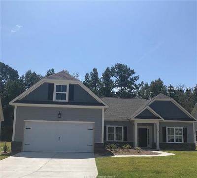 Bluffton Single Family Home For Sale: 309 Station Parkway