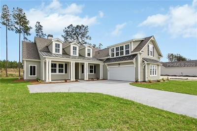 Bluffton Single Family Home For Sale: 107 Station Parkway