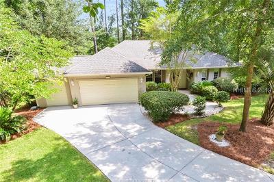 Bluffton Single Family Home For Sale: 1 Holly Lane