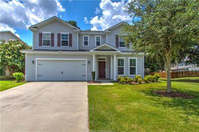 Bluffton Single Family Home For Sale: 5 Isle Of Palms W
