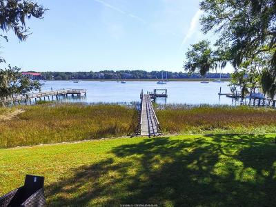 Hilton Head Island Single Family Home For Sale: 24 Widewater Road