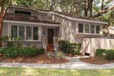 Hilton Head Island Condo/Townhouse For Sale: 40 Muirfield Road #6990