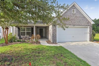 Bluffton Single Family Home For Sale: 2267 Blakers Boulevard