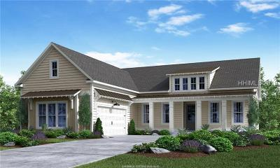 Beaufort County Single Family Home For Sale: 119 Station Parkway
