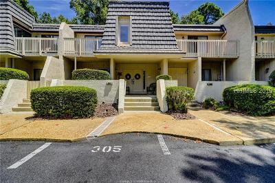 Hilton Head Island Condo/Townhouse For Sale: 1 Gloucester Road #305