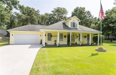 Beaufort Single Family Home For Sale: 35 Laughing Gull Drive