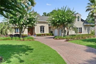 Beaufort County Single Family Home For Sale: 77 Clifton Drive