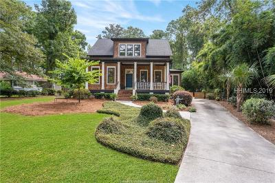 Beaufort Single Family Home For Sale: 114 N Hermitage Road