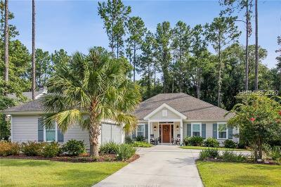 Bluffton Single Family Home For Sale: 30 Driftwood Court W