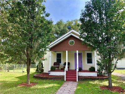 Jasper County Single Family Home For Sale: 104 Boyd Street