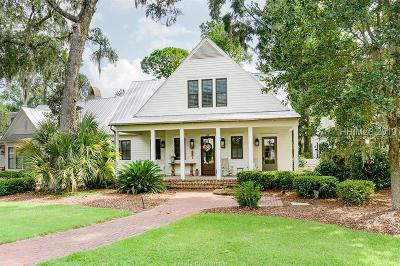 Bluffton SC Single Family Home For Sale: $1,069,000
