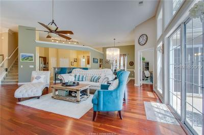 Bluffton Single Family Home For Sale: 217 Pinecrest Circle
