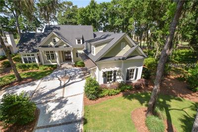 Bluffton Single Family Home For Sale: 25 Magnolia Blossom Drive
