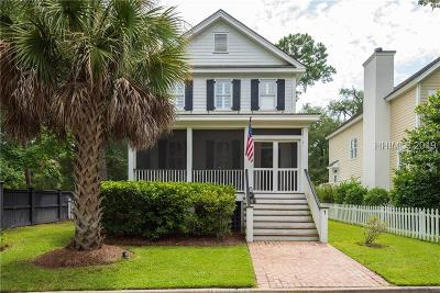 Beaufort Single Family Home For Sale: 1 Battery Point Lane