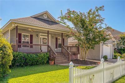 Beaufort Single Family Home For Sale: 32 Kings Cross Court