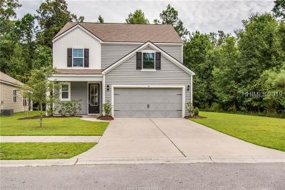 Bluffton Single Family Home For Sale: 29 Pioneer Point