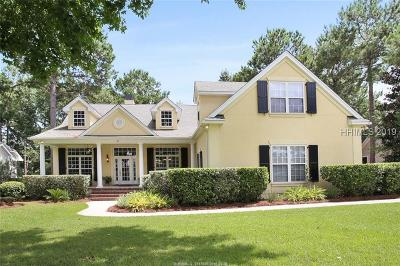 Bluffton Single Family Home For Sale: 53 Hampton Hall Boulevard