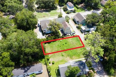 Bluffton Residential Lots & Land For Sale: 16 Robertson Street