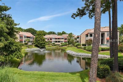 Hilton Head Island Condo/Townhouse For Sale: 3 Shelter Cove Lane #7473