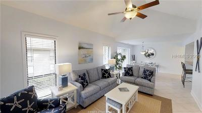 Hilton Head Island Condo/Townhouse For Sale: 20 Carnoustie Road #7804