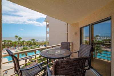 Hilton Head Island Condo/Townhouse For Sale: 1 Ocean Lane #3324