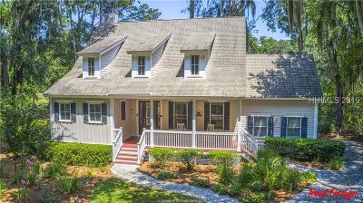 Daufuskie Island Single Family Home For Sale: 12 Loch Lomond Ct