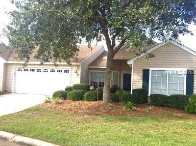 Bluffton Single Family Home For Sale: 70 Purry Circle