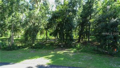 Bluffton Residential Lots & Land For Sale: 6 Bayley Road