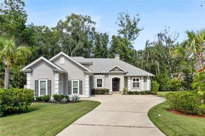 Beaufort County Single Family Home For Sale: 5 Normandy Circle