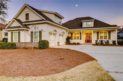 Bluffton SC Single Family Home For Sale: $859,000