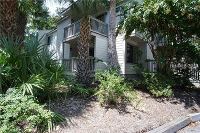 Hilton Head Island Condo/Townhouse For Sale: 125 Cordillo Parkway #27