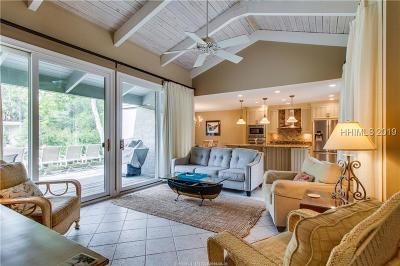 Hilton Head Island Condo/Townhouse For Sale: 226 S Sea Pines Drive #1586