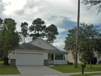 Bluffton Single Family Home For Sale: 83 Pine Ridge Drive