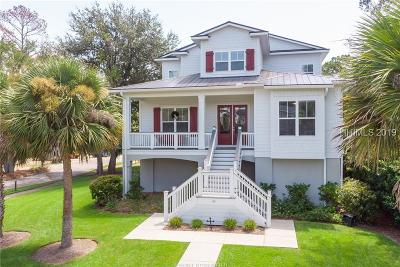 Hilton Head Island Single Family Home For Sale: 43 Percheron Lane